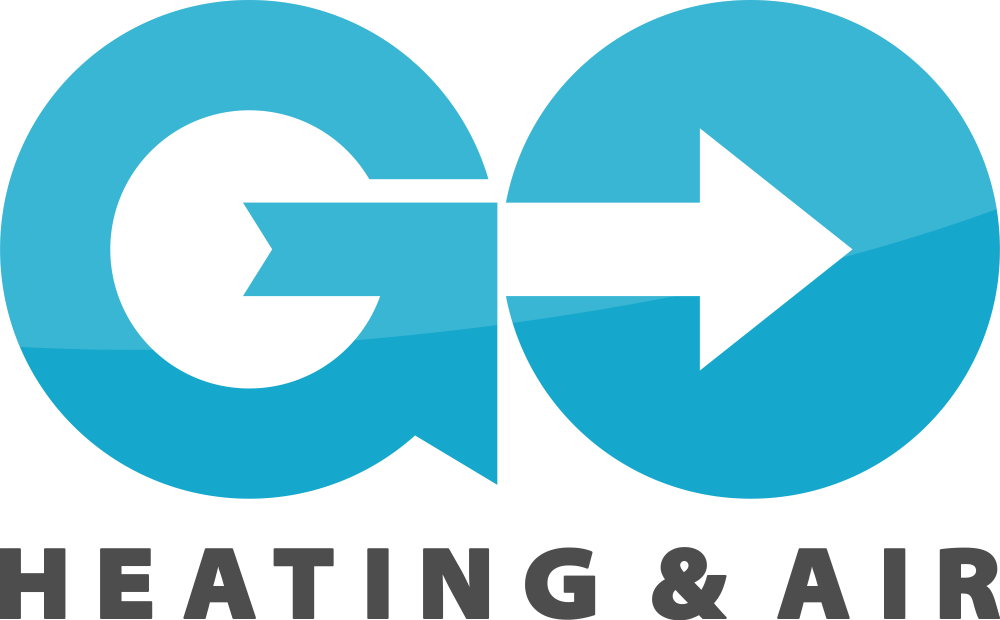 GO Heating & Air logo